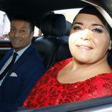 Falete en la boda de Kiko Rivera e Irene Rosales