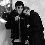 Zayn Malik y Gigi Hadid más acaramelados que nunca