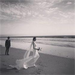 Romántica foto de Paz Padilla y Juan Vidal