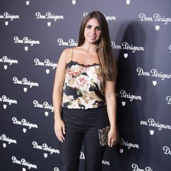 Elena Furiase en una fiesta de Dom Pérignon en Madrid
