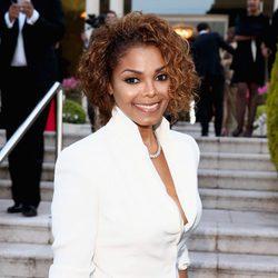 Janet Jackson en el 20 Anual de cine contra el sida