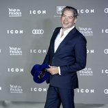 Boris Izaguirre en los Premios Icon 2016