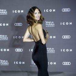 Eugenia Silva en los Premios Icon 2016