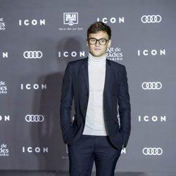 Tom Daley en los Premios Icon 2016