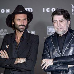 Joaquín Sabina en los Premios ICON 2016