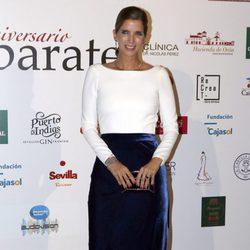Margarita Vargas acude a la X Edición de los Premios Escaparate en Sevilla