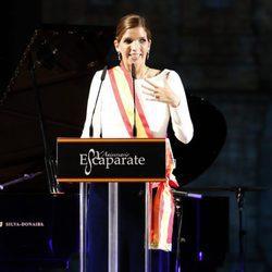 Margarita Vargas es galardonada en la X Edición de los Premios Escaparate
