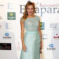 Ana Obregón en la X Edición de los Premios Escaparate en Sevilla