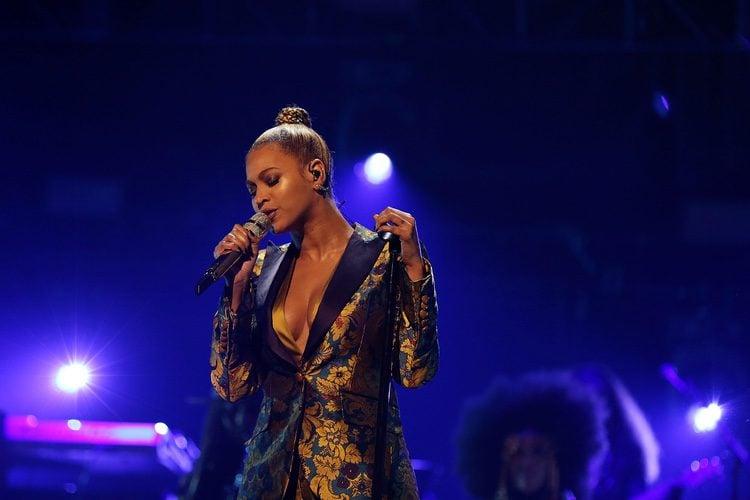 Beyoncé en Tidal X 2016