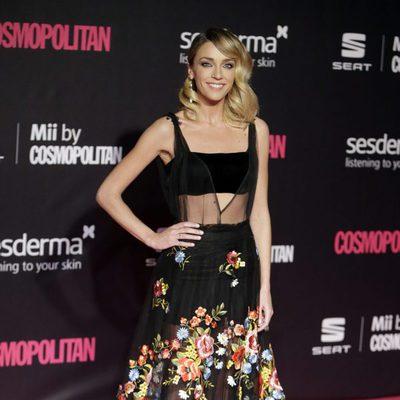 Anna Simon en los Premios Cosmopolitan Fun Fearless Female 2016