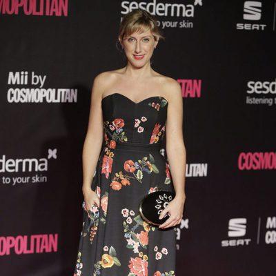 Cecilia Freire en los Premios Cosmopolitan Fun Fearless Female 2016