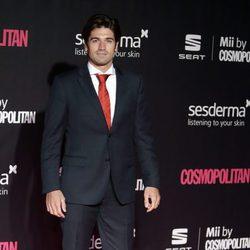 Javier Hernanz en los Premios Cosmopolitan Fun Fearless Female 2016