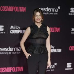 Manuela Velasco en los Premios Cosmopolitan Fun Fearless Female 2016