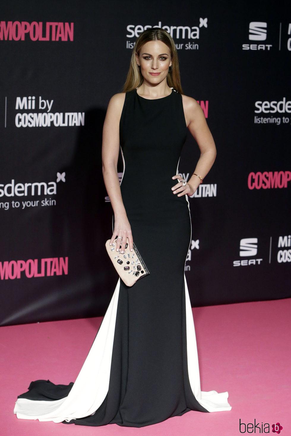 Edurne en los Premios Cosmopolitan Fun Fearless Female 2016