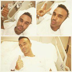 Luis Rollán muy positivo tras su segunda operación de corazón