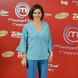 Samantha Vallejo-Nágera en la presentación de 'Masterchef Celebrity'