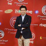 Pepe Rodríguez en la presentación de 'Masterchef Celebrity'
