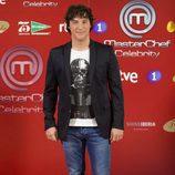 Jordi Cruz en la presentación de 'Masterchef Celebrity'