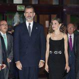 Los Reyes Felipe y Letizia en el XXV Concierto Premios Princesa de Asturias