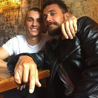 Dave y James Franco de risas