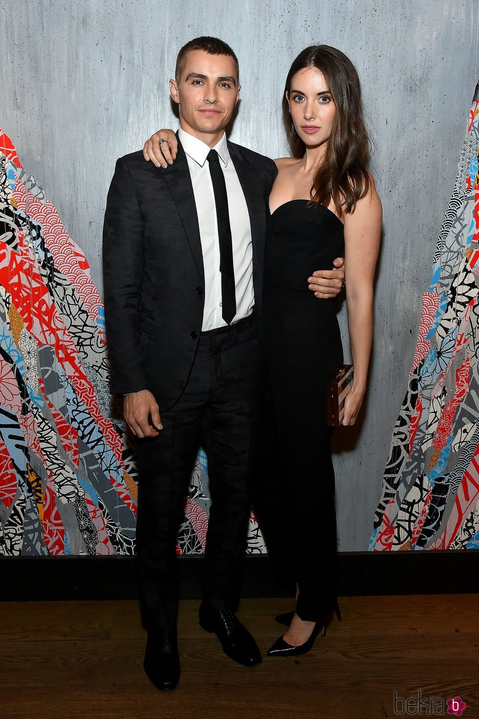 David Franco y Alison Brie en la Premiere de 'Ahora me ves 2'