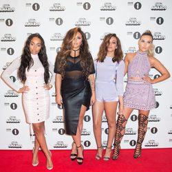 Little Mix en la alfombra roja de los BBC Radio 1's Teen Awards 2016