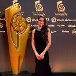 Lucía Villalón en los Premios La Liga 2016 en Valencia