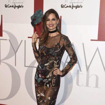 Ariadne Artiles en los Elle Style Awards 2016