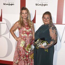 Carla y Caritina Goyanes en los Elle Style Awards 2016