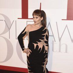 María Escoté en los Elle Style Awards 2016