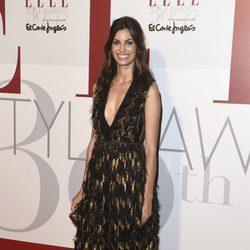 Davinia Pelegrí en los Elle Style Awards 2016