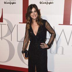 Isabel Jiménez en los Elle Style Awards 2016