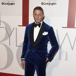 Lapo Elkann en los Elle Style Awards 2016