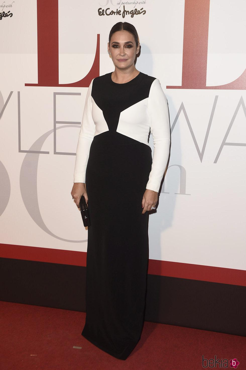 Vicky Martín Berrocal en los Elle Style Awards 2016
