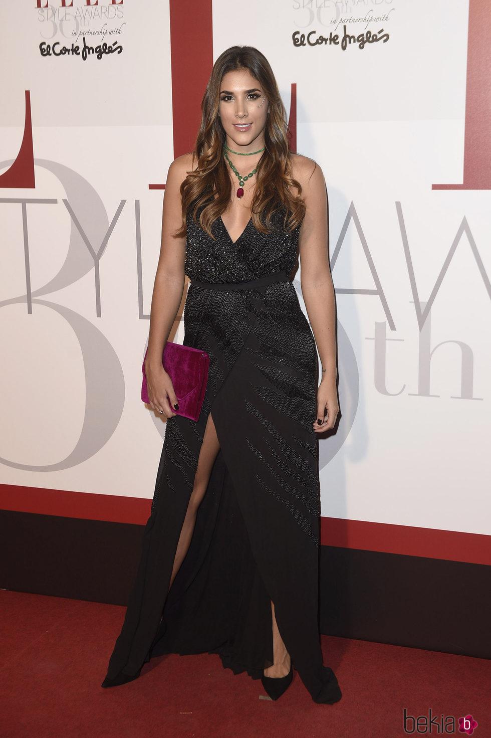 Daniela Ospina en los Elle Style Awards 2016
