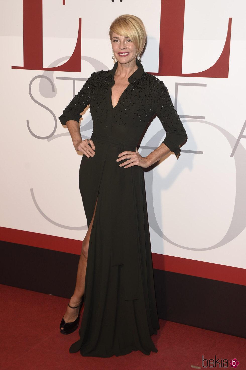 Belén Rueda en los Elle Style Awards 2016