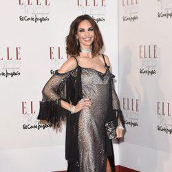 Eugenia Silva en los Elle Style Awards 2016