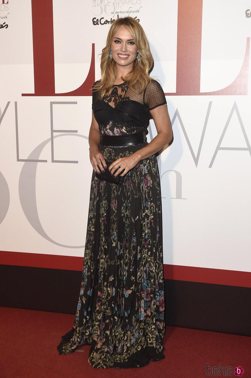 Patricia Conde en los Elle Style Awards 2016