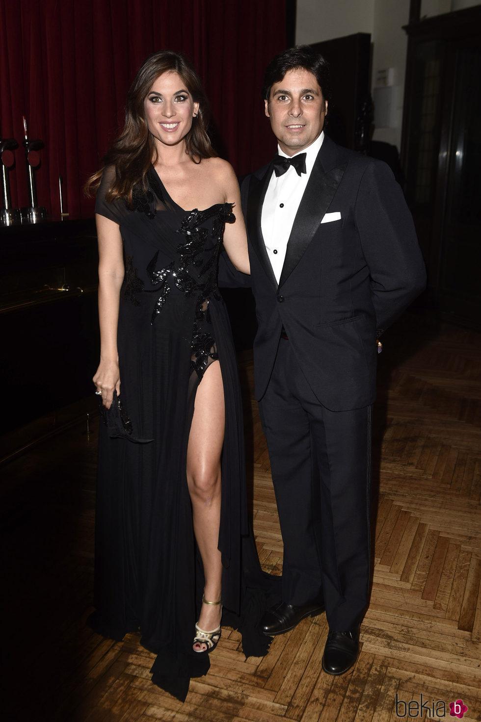 Fran Rivera y Lourdes Montes en los Elle Style Awards 2016
