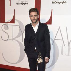 Pelayo Díaz en los Elle Style Awards 2016