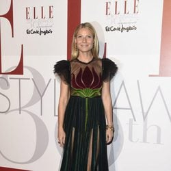 Gwyneth Paltrow en los Elle Style Awards 2016