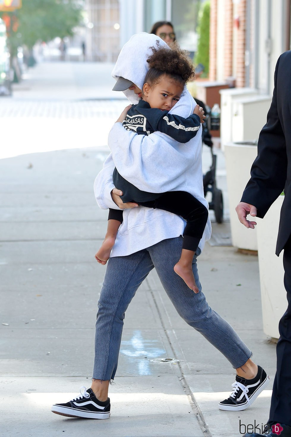 Primera aparición de Kim Kardashian tras el robo de Paris