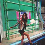 Laura Matamoros en el programa 'Hazte un selfie'