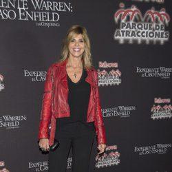Arancha de Benito en la presentación de la semana 'Halloween 2016' del Parque de Atracciones de Madrid