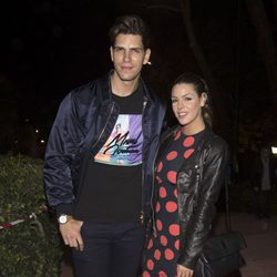 Laura y Diego Matamoros en la presentación de la semana 'Halloween 2016' del Parque de Atracciones de Madrid