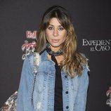 Ella, la hija de Elena Tablada disfrazada para Halloween 2016