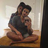 Hugo y Sofía ('MYHYV') posando en su casa de Cádiz