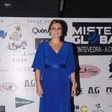 Carlota Corredera en una gala benéfica contra el cáncer infantil en Vigo