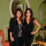 Penélope y Mónica Cruz en un evento de moda