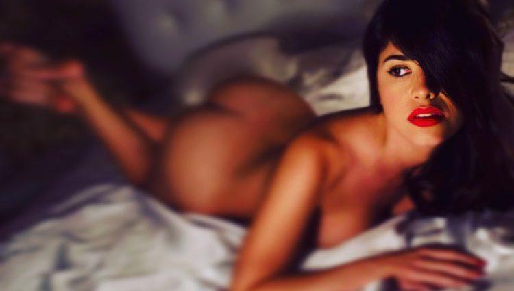 Ares Teixidó desnuda en Instagram para celebrar sus 100.000 seguidores